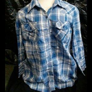 Women's button up shirt size small